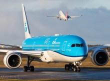 KLM, Boeing 787-10 PH-BKF (TXL 5.2.2020)