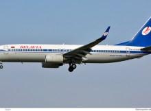 Belavia, Boeing 737-800(WL) EW-437PA (SXF 17.3.2020)