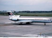 Belavia - Belarus Airlines, Tupolev 154M EW-85703 (SXF 01/1994)