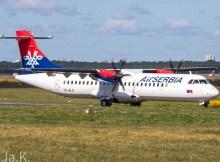 Air Serbia, ATR72-500 YU-ALU (TXL 21.7.2020)