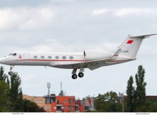 Bahrain Royal Flight, Gulfstream A9C-BHR (TXL 10.9.2020)