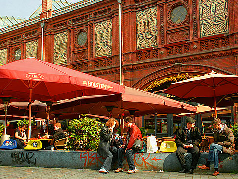 Hackescher Markt Berlin  Oranienburger Strae Hackesche Hfe