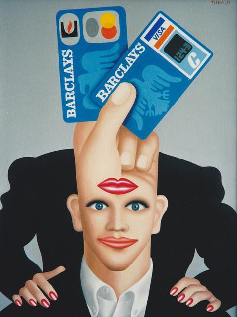 Hans Ticha - Cards
