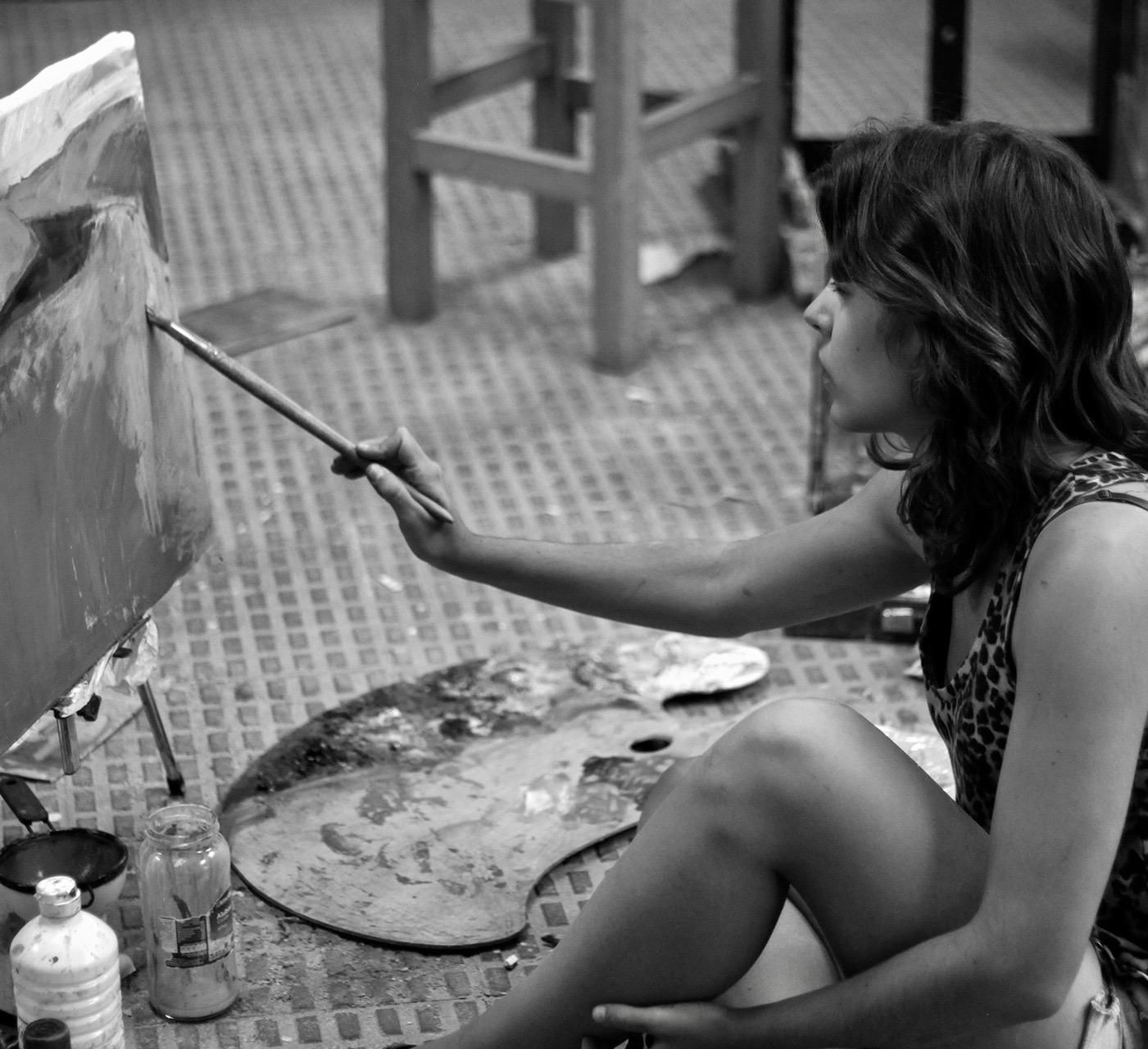 Lorena Bueno Larraz (ES) - At Studio