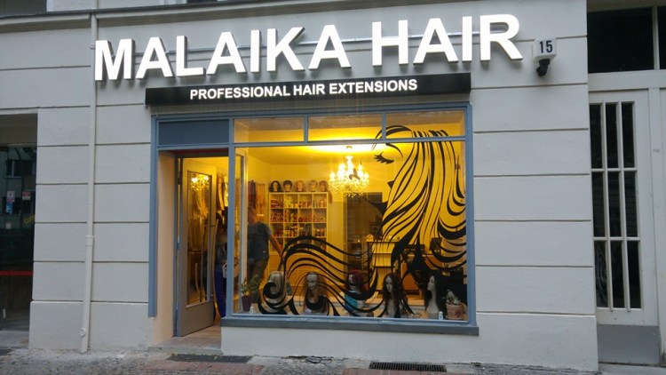 Malaika Hair, one of the Black-owned businesses in Berlin