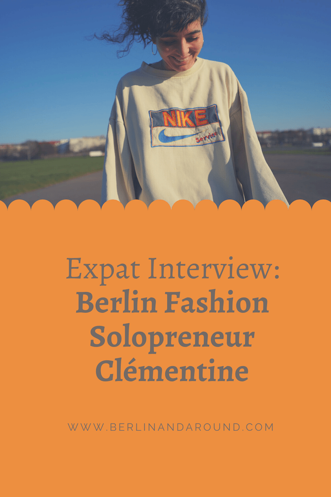 berlin vintage fashion entrepreneur