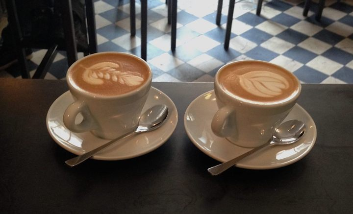 flat whites to try in Berlin