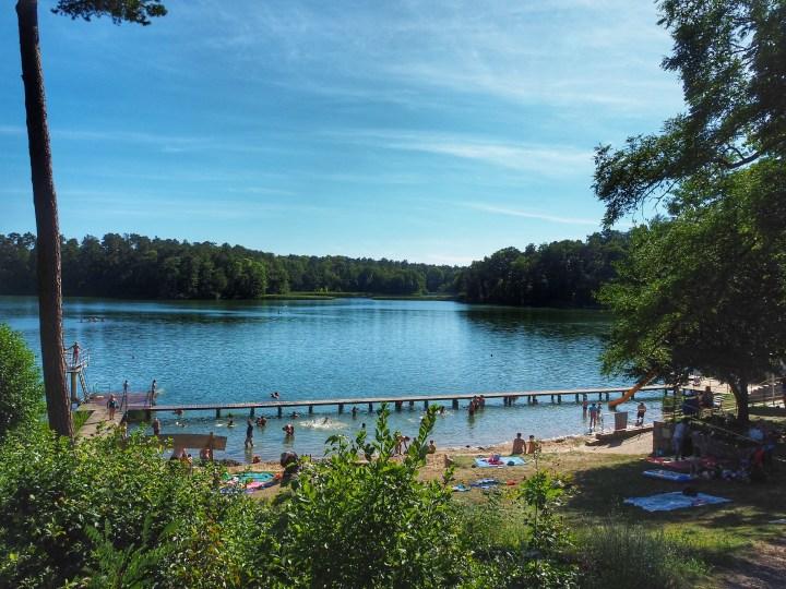 where to go camping in Brandenburg