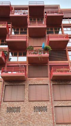 Berlin Schöneberg Am Lokdepot Architektur