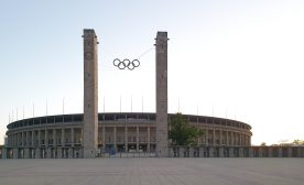 Berlin Olympiastadion im Olympiapark
