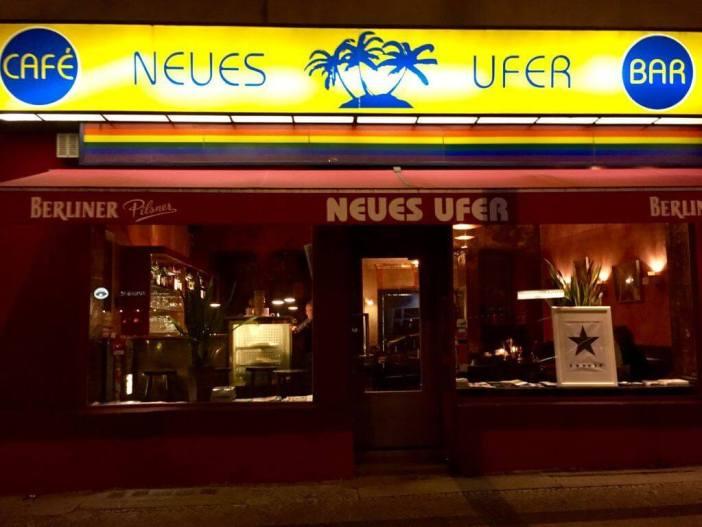 Neues Ufer - Bowie i Berlin
