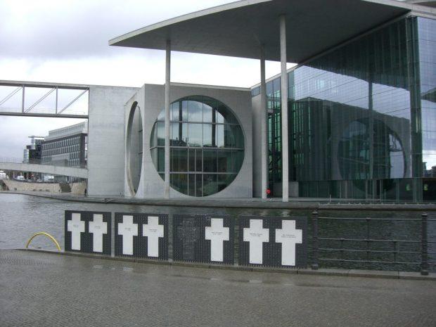 Mindesmærke for Berlinmurens ofre