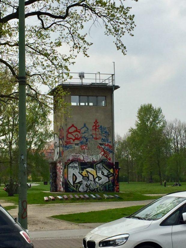 Vagttårn, Kreuzberg/Treptow