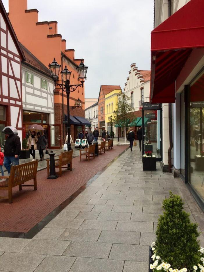 Designer Outlet Berlin - Shopping i Berlin