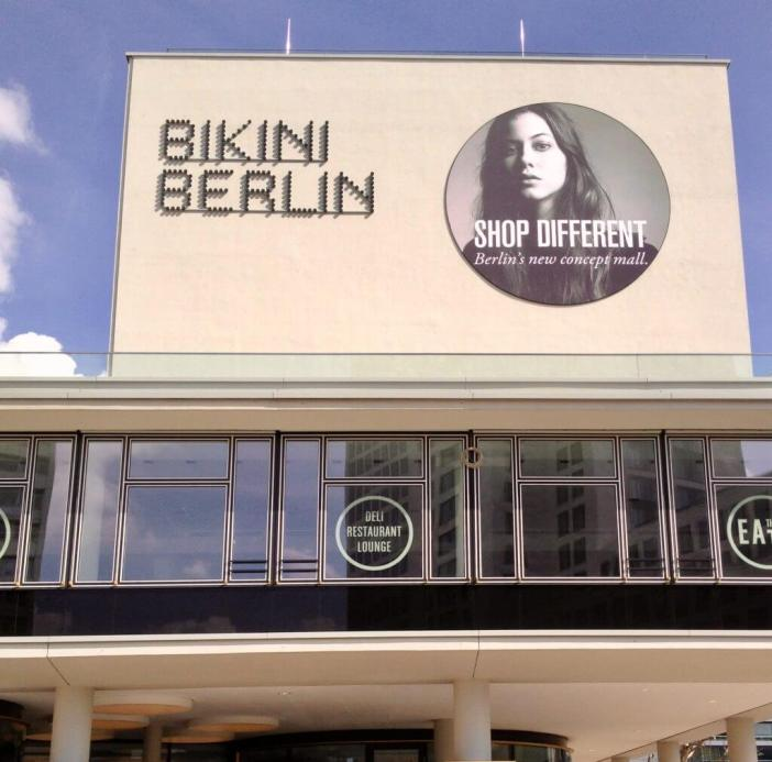 Bikini Berlin - Shopping i Berlin