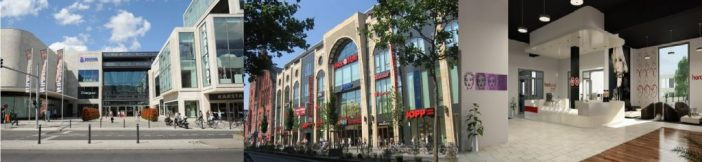Shopping i Berlin - Steglitz