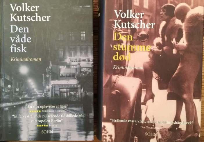 Berlin i Litteraturen - Den våde fisk af Volker Kutscher