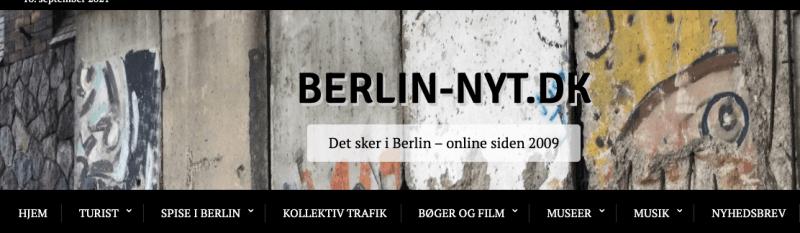 Berlin-nyt.dk De bedste Berlin guides - Berlinblog.dk