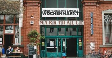 Markthalle Neun. Markthalle - Berlins torvehaller