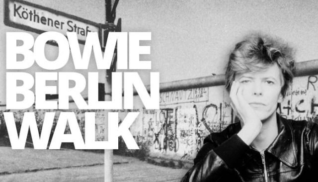 Berlin Bowie Walk