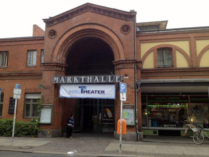 Arminiusmarkthalle. Markthalle - Berlins torvehaller med madmarkeder og street food