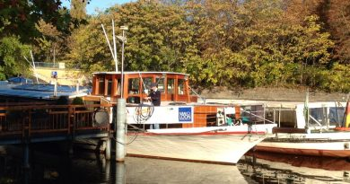 Brunch sejltur på Spree