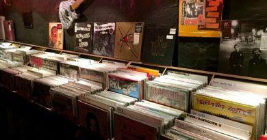 Plattenladenwoche - pladebutikkernes event i november