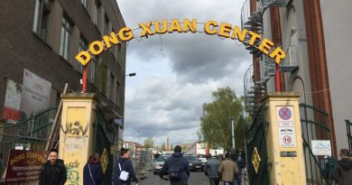 Asiatown Dong Xuan Center i Berlin