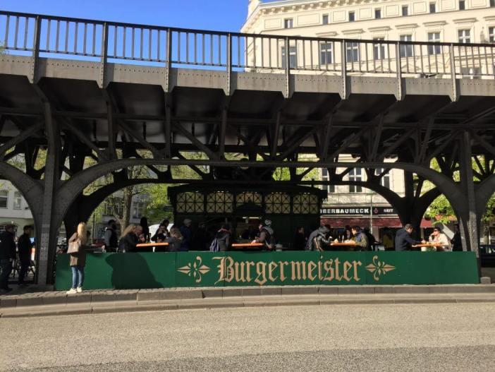 Bürgermeister Burgere Berlin