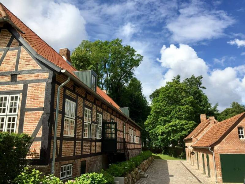 Luksusophold og wellness på Weissenhaus ved Østersøen
