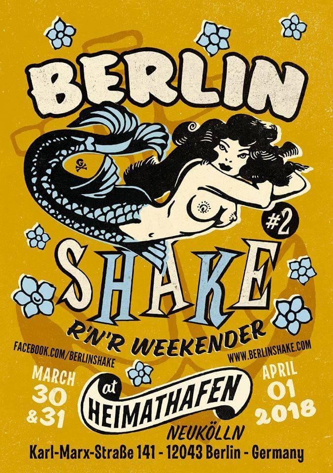 Berlin Shake 2018