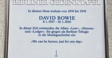 David Bowie i Berlin