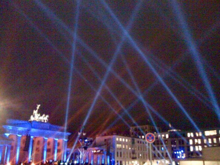 25-års jubilæum for Berlinmurens fald