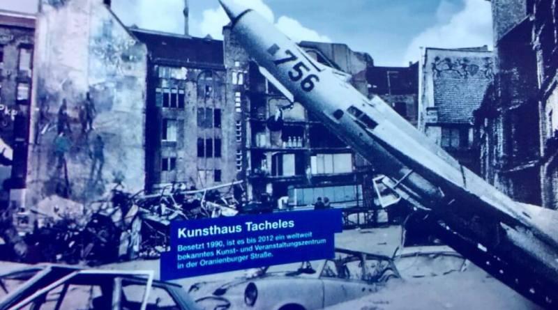 Nineties Berlin - udstilling om Berlin i 1990'erne