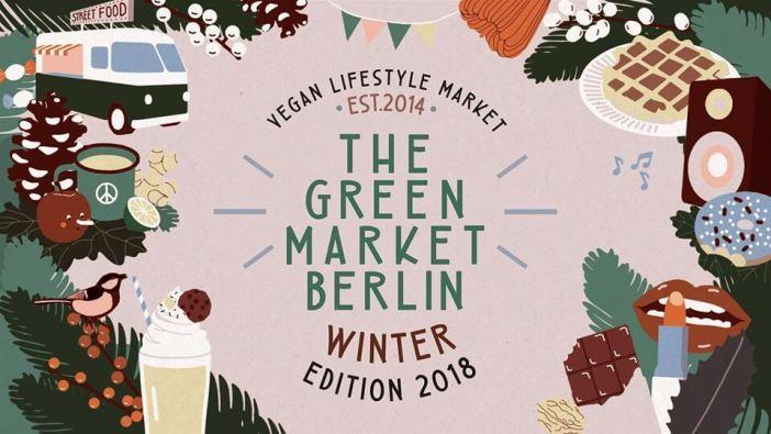 The Green Market Berlin Winter 2018