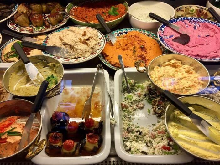 Meyan - tyrkiske tapas
