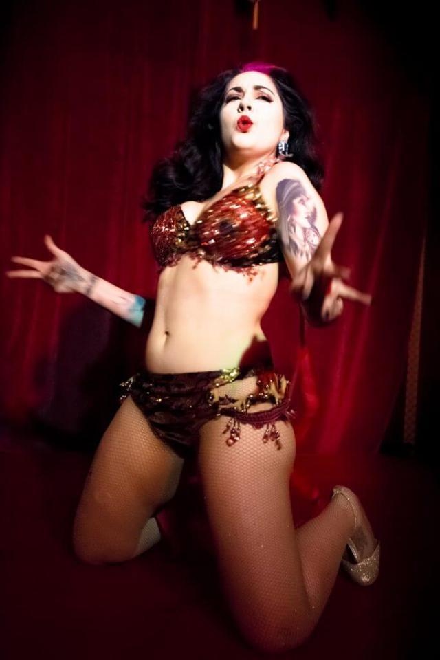 www.verenagremmer.com - Berlin Burlesque Week