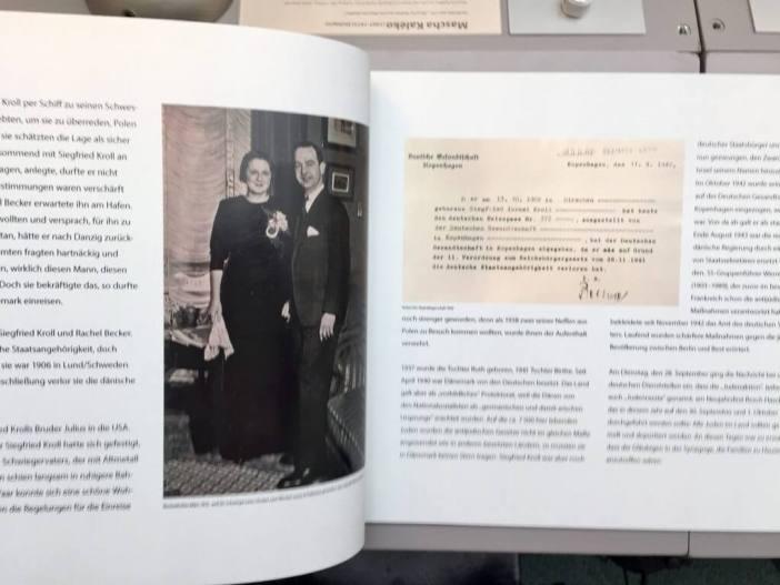 Wir waren nachbarn udstilling om jøderne i Schöneberg
