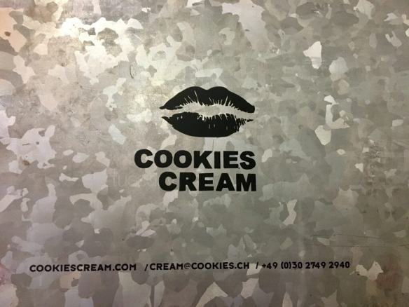 Cookies Cream Michelin restaurant Berlin