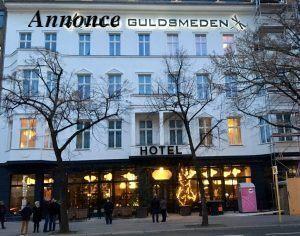 Annonce hotel Berlinblog.dk
