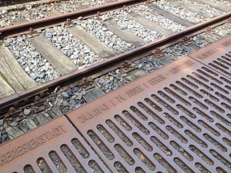Gleis 17 i Grunewald