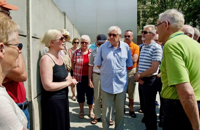 Tigra Tours Berlin Berlinmuren