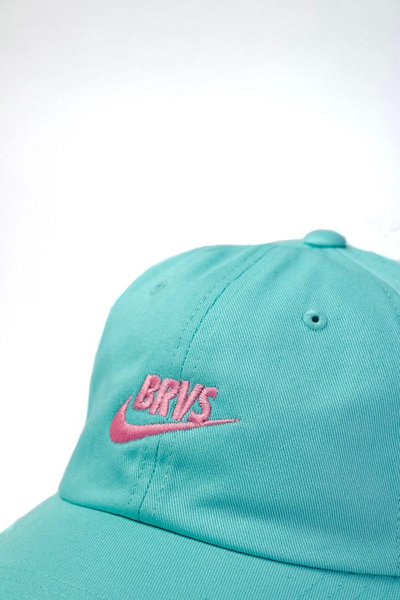 swoosh daddy hat