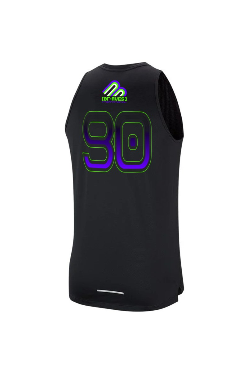 HOODLAPS 'WIPE OUT' JERSEY