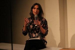 Lydia Daher. Bild. Tito Loria.