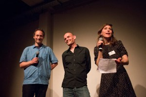 Christian Berner, Frank Schültge, Britta Steffenhagen, Bild: Tito Loria.