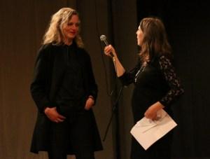 Anja Penner, Britta Steffenhagen. Bild: Tito Loria.