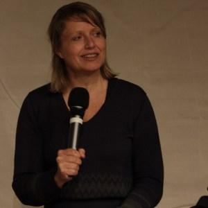Antje Vowinckel. Bild: Tim Zülch.