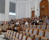Eine Wissenschaftliche Sitzung der Berliner Röntgengesellschaft