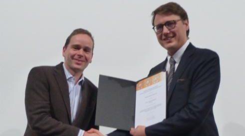 Verleihung des Gustav-Bucky-Preises 2015